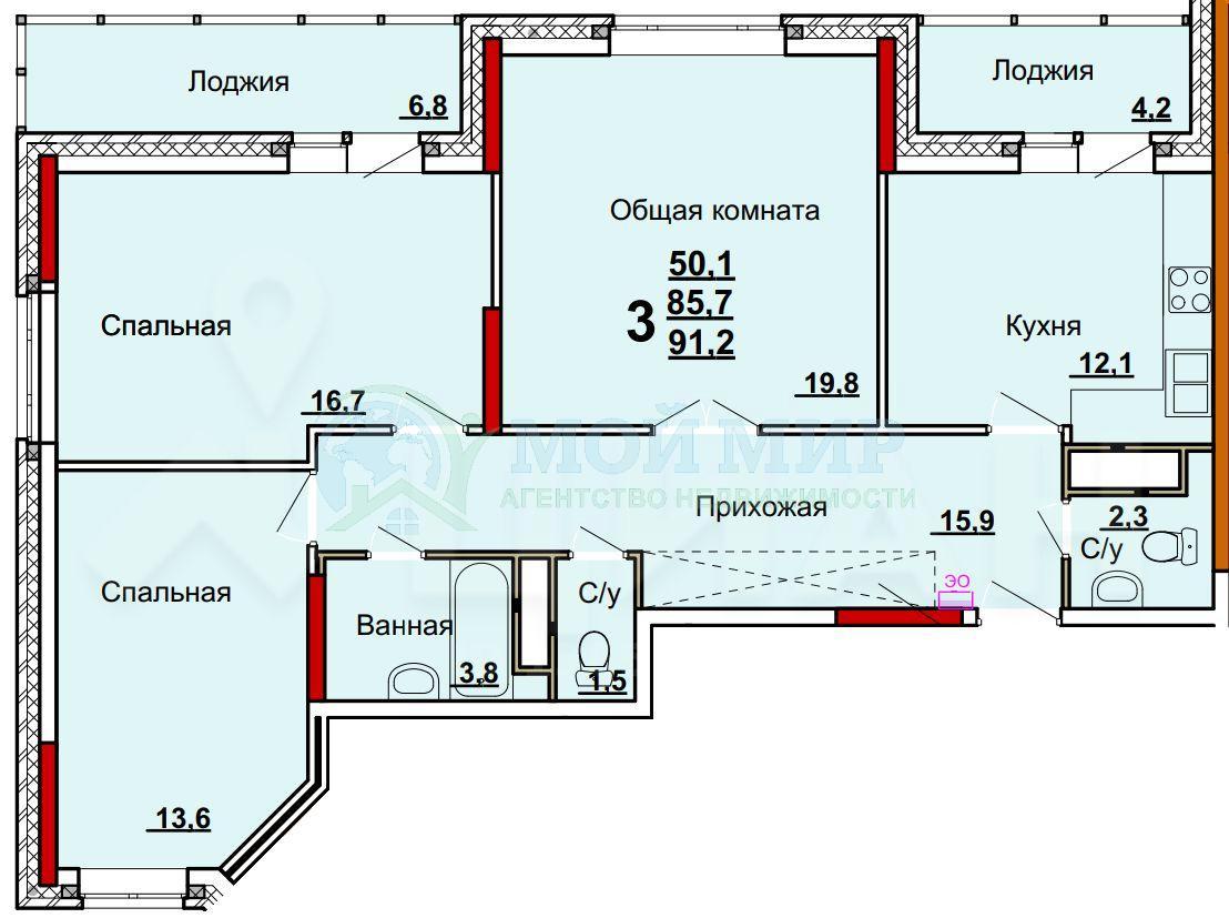улица Шоссейная, 74-75